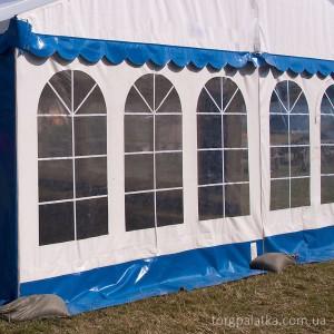 Мягкие окна арочного типа. От: