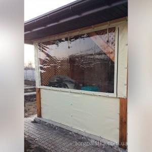 Мягкие окна для пристроек. От: