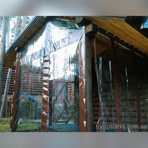 Мягкие окна для террасы и веранды. От: