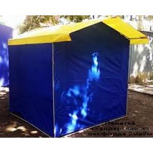 Палатка с передней стенкой. Цена от