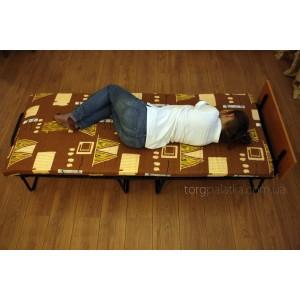 """Раскладная кровать """"Венеция с подголовником"""""""
