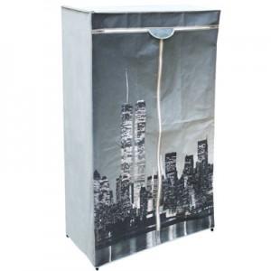 Шкаф тканевый «City style»