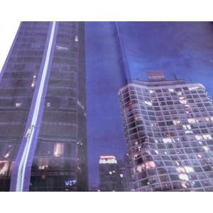 ТКАНЕВЫЙ ШКАФ «CITY LIGHTS» НА 5 ПОЛОК