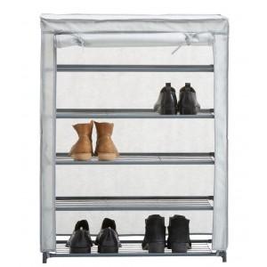 """Шкаф тканевый для обуви """"8762"""" с металлическими полками"""