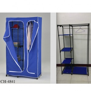 Тканевый шкаф для одежды «CH-4841»