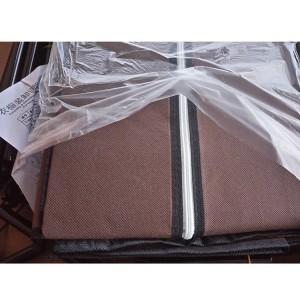 Шкаф тканевый 2 секции «8890 brown»