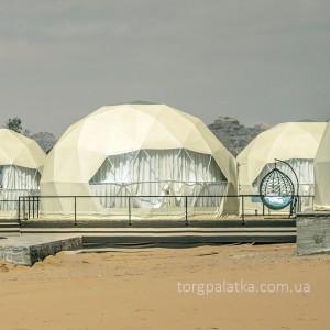 Шатер СФЕРА (Геодезический купол). От: