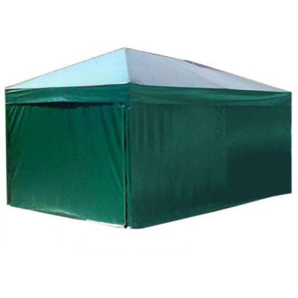 Шатер ПВХ со стенами (любой размер - под заказ), возможно утепление. Цена за м².