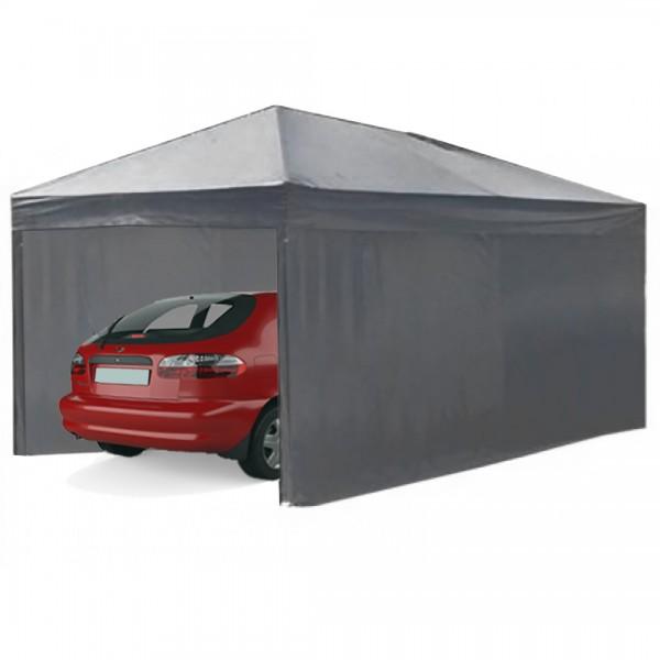 Автомобильный гараж тент ПВХ 2,5 х 4,5 (и др.) От: