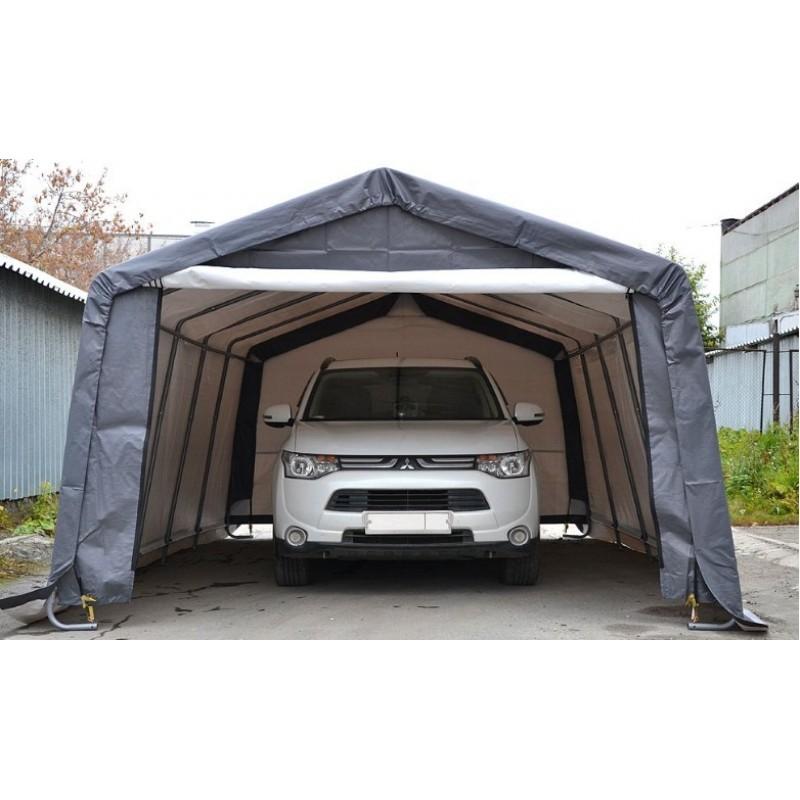 Проект гаража на сваях