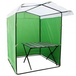 Торговая палатка 1,5м х 1,5м + 1м стол
