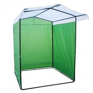 Торговая палатка 1,5м х 1,5м (каркас 20мм)