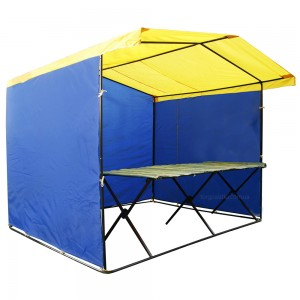 Торговая палатка 2,5м х 2м + 2м стол