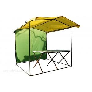 Торговая палатка 2м х 2м + 1,5м стол