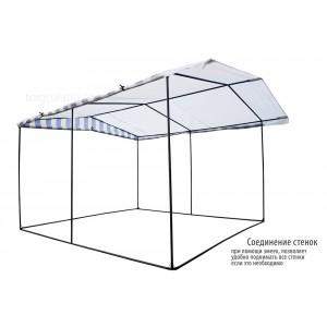 Торговая палатка 3м x 3м (каркас 20 мм)