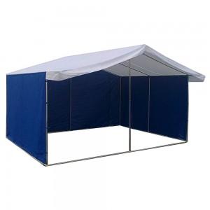 "Торговая палатка СТАНДАРТ  4х3(каркас труба d20х0,5,тентовая ткань ""Оксфорд"")"