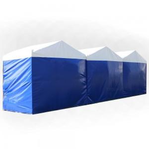 Торговые палатки ПВХ (под заказ)