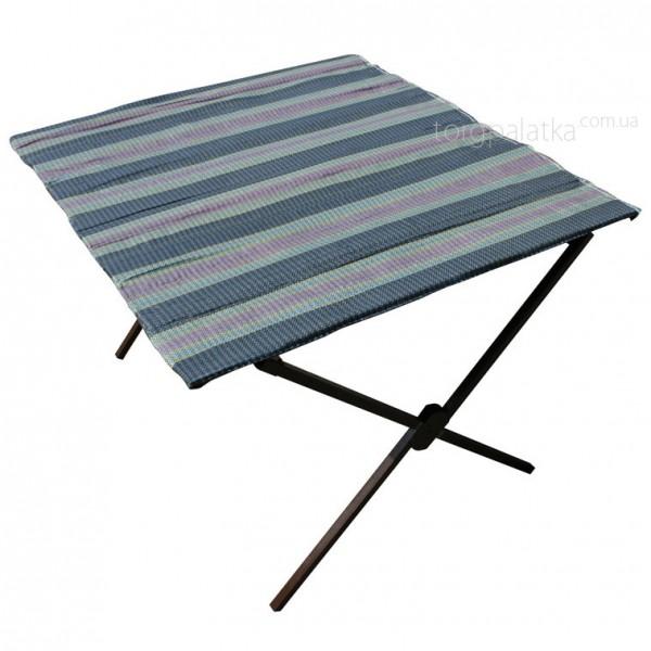 Стол с квадратным профилем  1 м х 1 м