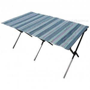 Стол с квадратным профилем  1,5 м х 1 м
