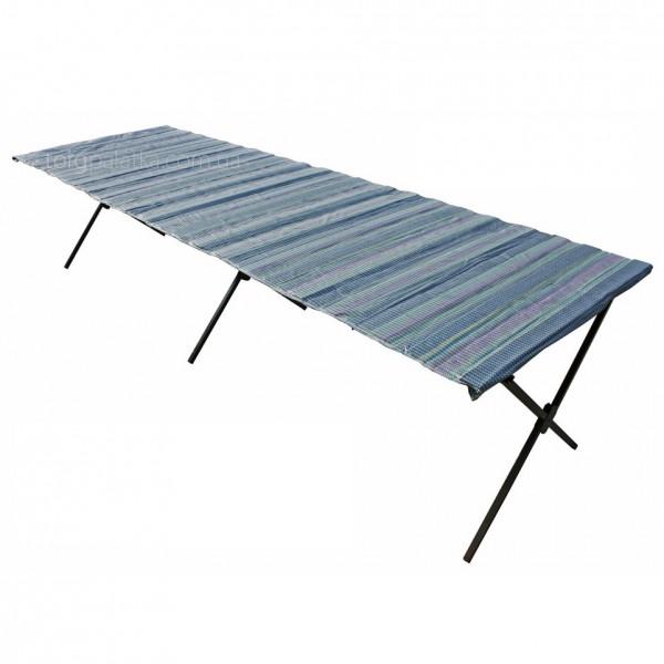 Стол с квадратным профилем 3,0 м х 1 м