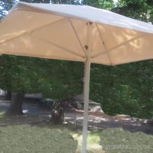Зонт (Украина) квадрат 2х2 без рюши