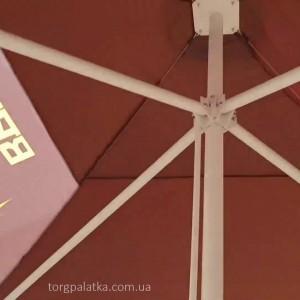 Зонт (Украина) 4х4 с печатью / без. Цена от: