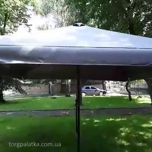 Зонты с черным каркасом