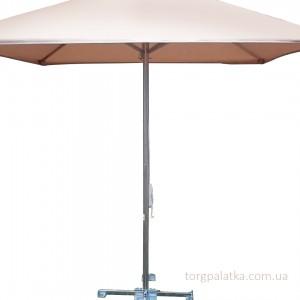 Зонты с гальваническим покрытием каркаса
