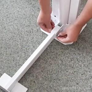 Раздвижная крестовина для уличного зонта